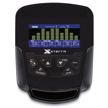 Xterra fs25e Elliptical Trainer Console - Fitness Market