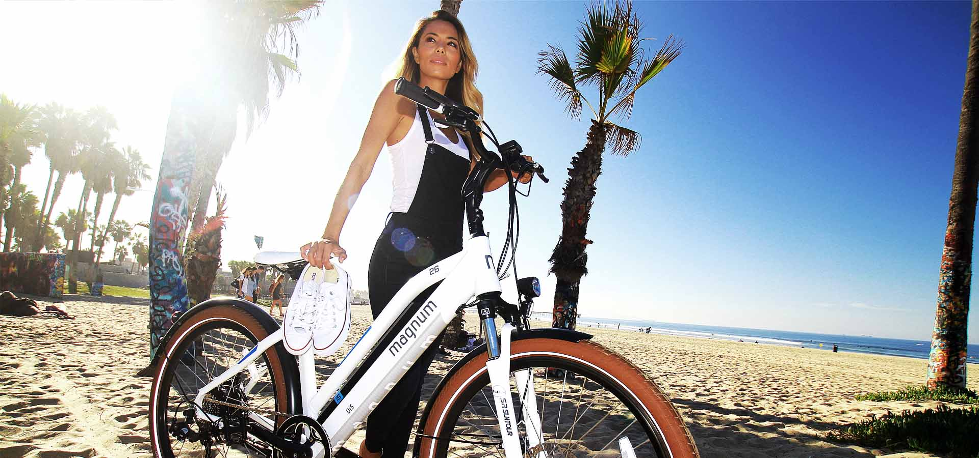 Magnum Electric Bike Woman Louisville